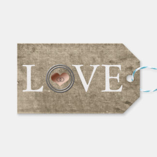 Love-With This Ring by Shirley Taylor Pack Of Gift Tags