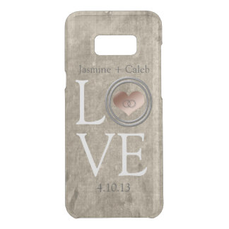 Love-With This Ring by Shirley Taylor Uncommon Samsung Galaxy S8 Plus Case