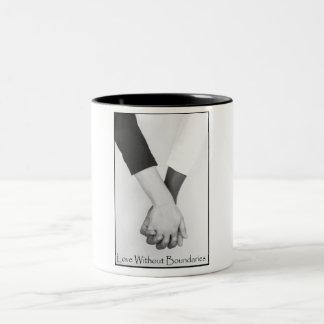 Love Without Boundaries Mug