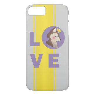 Love Wolf Case-Mate iPhone Case