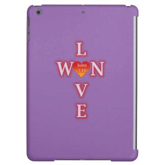 Love Won iPad Mini Case