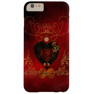Love, wonderful hearts barely there iPhone 6 plus case