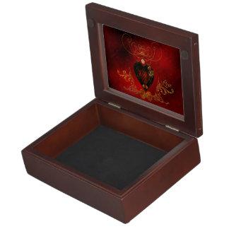 Love, wonderful hearts keepsake box