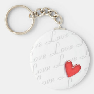 Love, wonderful love keychain