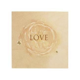 Love - Wood Wall Art
