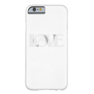 Love Wrestle Wrestling Barely There iPhone 6 Case