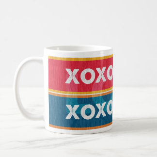 Love xoxo coffee mug