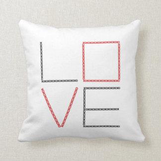 """""""LOVE"""" XOXO Pillow"""