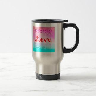 Love xoxo travel mug