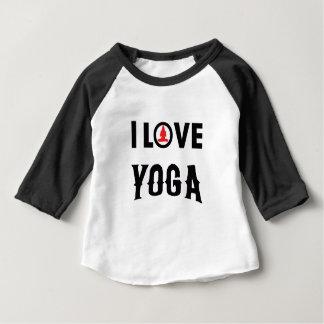 LOVE YOGA BABY T-Shirt