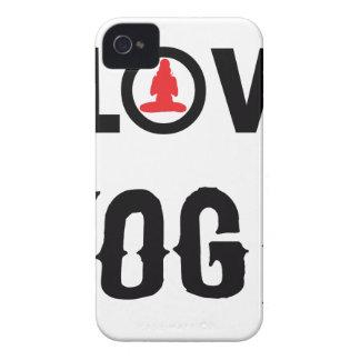 LOVE YOGA iPhone 4 CASE
