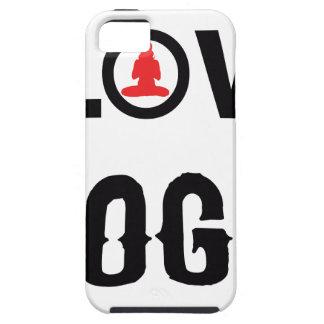 LOVE YOGA iPhone 5 COVERS