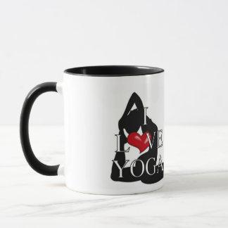 Love Yoga Mug