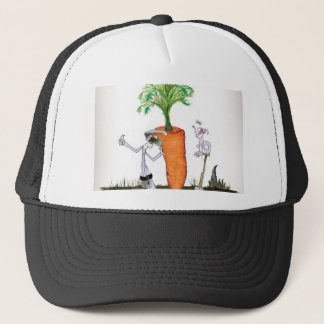 Love Yorkshire big carrots Trucker Hat