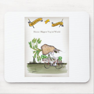 Love Yorkshire big parsnips Mouse Pad