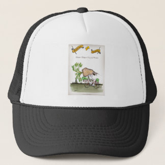 Love Yorkshire big parsnips Trucker Hat