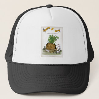 Love Yorkshire big pineapples Trucker Hat