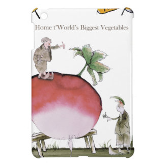 Love Yorkshire big radish Cover For The iPad Mini