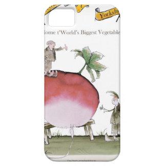 Love Yorkshire big radish iPhone 5 Case