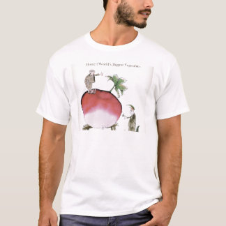 Love Yorkshire big radish T-Shirt