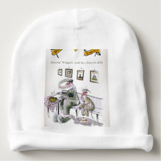 love yorkshire borrowing whippets teeth baby beanie