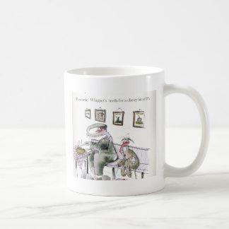 love yorkshire borrowing whippets teeth coffee mug