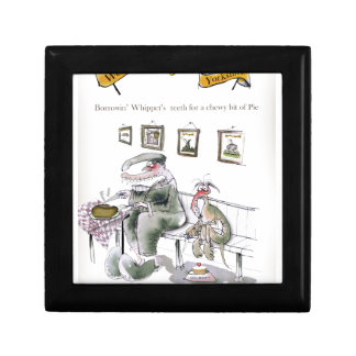 love yorkshire borrowing whippets teeth gift box