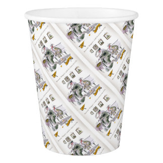 love yorkshire borrowing whippets teeth paper cup