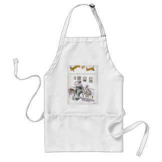 love yorkshire borrowing whippets teeth standard apron