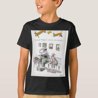 love yorkshire borrowing whippets teeth T-Shirt