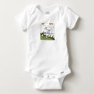 love yorkshire decathlons baby onesie