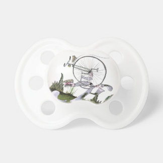 love yorkshire decathlons pacifier