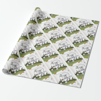 love yorkshire decathlons wrapping paper