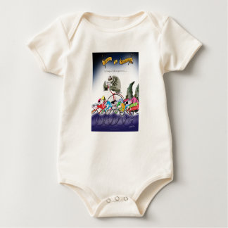love yorkshire drop o'rain baby bodysuit