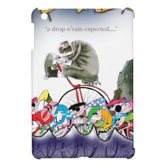 love yorkshire drop o'rain cover for the iPad mini