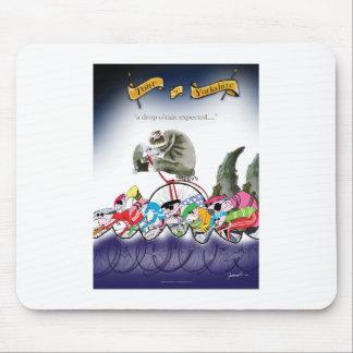love yorkshire drop o'rain mouse pad