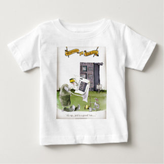 love yorkshire 'ey up, jobs a good 'un' baby T-Shirt
