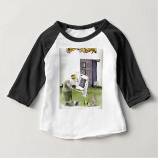 love yorkshire 'ey up, jobs a good 'un' baby T-Shirt