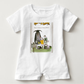 love yorkshire falconry display baby romper