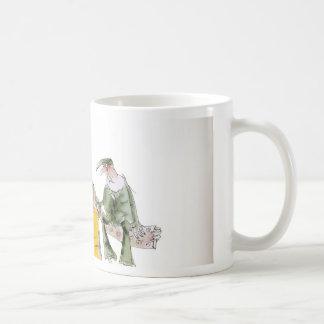 love yorkshire falconry display coffee mug