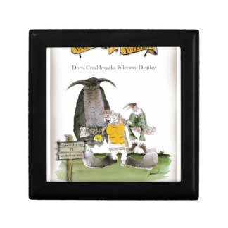 love yorkshire falconry display gift box