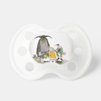 love yorkshire falconry display pacifier