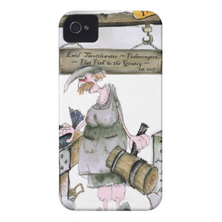 love yorkshire flat fish Case-Mate iPhone 4 cases