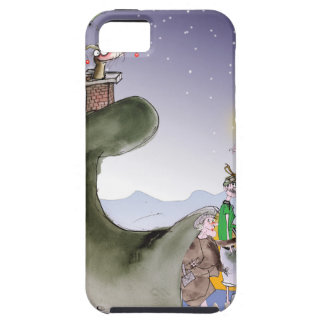 love yorkshire happy christmas iPhone 5 cover