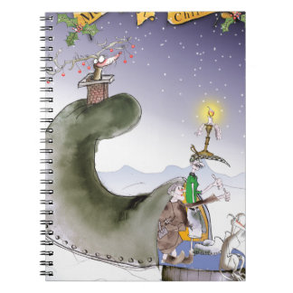 love yorkshire happy christmas notebooks