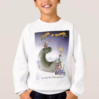 love yorkshire happy christmas sweatshirt