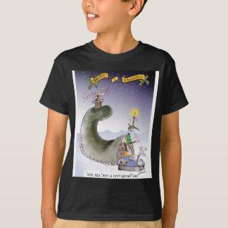 love yorkshire happy christmas T-Shirt