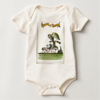 love yorkshire hostile rodent unit baby bodysuit