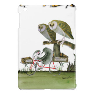 love yorkshire hostile rodent unit cover for the iPad mini
