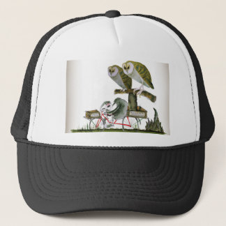 love yorkshire hostile rodent unit trucker hat